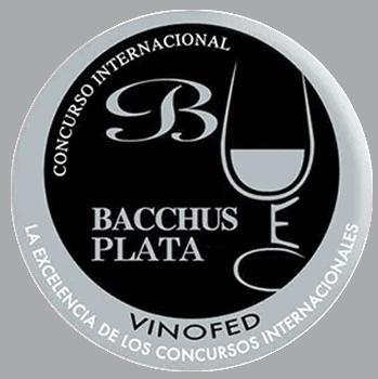"Concurso Internacional Bacchus ""Plata 2021"""